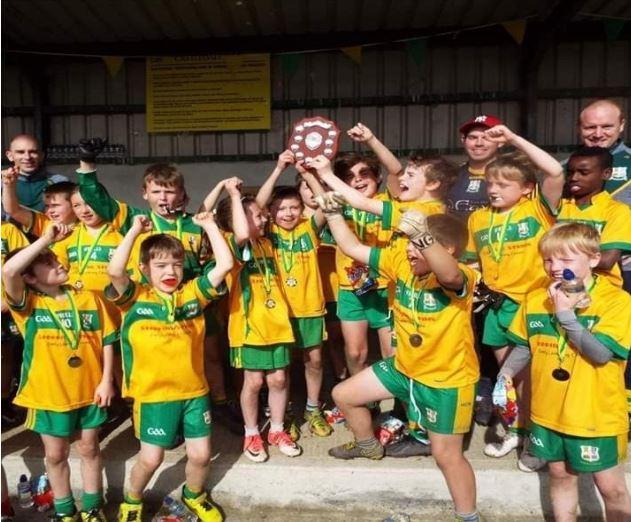 Coughlan Cup Shield winners 2019